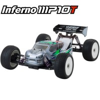 KYOSHO - INFERNO MP10T TRUGGY 1:8 GP 4WD 33017B