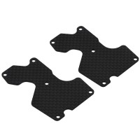 MUGEN - REAR LOWER ARM PLATE 1MM (CFRP) MBX8 E2156