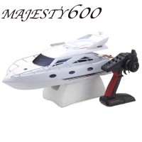 KYOSHO - 1/20 POWERED BOAT EP MAJESTY 600 READYSET RTR 40133B