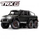 TRAXXAS - TRX-6 MERCEDES BENZ CLASSE G 63 AMG 6X6 BLACK RTR 88096-4-BK