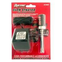 RACING EXPERIENCE - GLOW HEATER SET (EU) * B7004