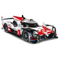 TAMIYA - TOYOTA GAZOO RACING TS050 HYBRID CLEAR BODY SET 51612