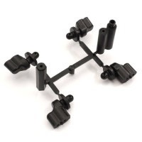 KYOSHO - BODY MOUNT SET INFERNO MP10T IS206