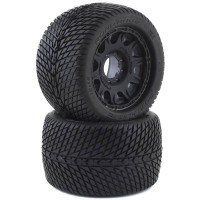 PROLINE - ROAD RAGE 3.8 ON BLACK RAID 8x32 17MM HEX WHEEL 1177-10