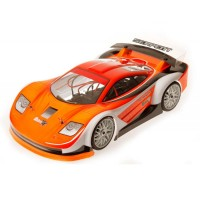 DRAGON RC - BODY 1/8 GT CLEAR DRG213016