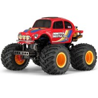 TAMIYA - VINTAGE RC MONSTER BEETLE TRAIL GF01 TR KIT 58672