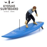 KYOSHO - RC SURFER 4 READYSET ELECTRIQUE (KT231P+) - BLUE 40110T1B