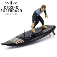 KYOSHO - RC SURFER 4 READYSET ELECTRIQUE (KT231P+) - NOIR 40110T2B