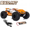 HOBBYTECH - MONSTER BXR.MT BRUSHLESS 4X4 W/BATTERY & CHARGER RTR 1.BXR.MT.RTR