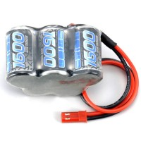 TEAM ORION - BATTERIE RX 6V-1600 MAh TEAM ORION (3+2/BEC) ORI12232