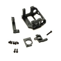 KYOSHO - SUPPORT MOTEUR MJ ALUMINIUM Mini-Z MR03 - TYPE MM2 MZW434B