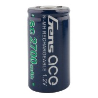 GENS ACE - BATTERIE NIMH 1.2V-SC2700MAH ELEMENT SEUL GE2-2700