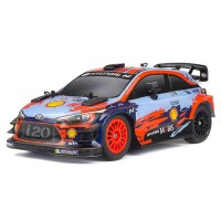 CARISMA - GT24 I20 HYUNDAI WRC 4WD 1/24 MICRO RALLY RTR CA80168