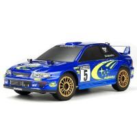 CARISMA - MICRO RALLY GT24 SUBARU WRC 4WD 1/24 RTR CA80068
