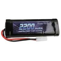 GENS ACE - BATTERY NIMH 7.2V-2200MAH (TAMIYA) GE2-2200-1TA