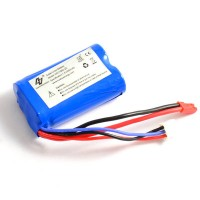VOLANTEX - FIRSTAR/VECTOR40 SR48 7.4V 850mAH 15C LI-ION BATTERY V767112