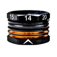 ARROWMAX - 14-20MM ADJUSTABLE RIDE HEIGHT JAUGE BLACK GOLDEN AM171096