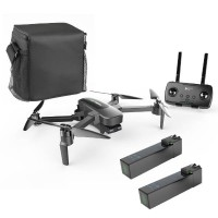 HUBSAN - ZINO PRO FOLDING DRONE W/EXTRA BATT,CAR CHG AND BAG H117P-HIGH