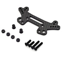 KYOSHO - SUPPORT AMORTISSEUR ARRIERE CARBONE TC EP FAZER 2.0 FAW223
