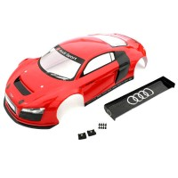 KYOSHO - CARROSSERIE AUDI R8 LMS INFERNO GT2 (PEINTE) - ROUGE IGB109