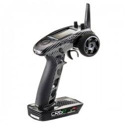 ABSIMA - RADIO CR6P CARBON 2.4GHZ AVEC RECEPTEUR R6FS 2000008