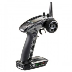 ABSIMA - RADIO CR6P CARBON EDITION 2.4GHZ WITH R6FS RECEIVER 2000008