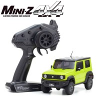 KYOSHO - MINI-Z 4X4 MX-01 SUZUKI JIMNY SIERRA KINETIC YELLOW (KT531P) 32523Y
