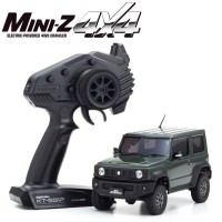 KYOSHO - MINI-Z 4X4 MX-01 SUZUKI JIMNY SIERRA JUNGLE GREEN (KT531P) 32523GR