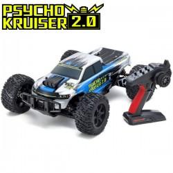 KYOSHO - PSYCHO KRUISER 2.0 VE 1:8 4WD READYSET EP (TORX8-BRAINZ8 ESC) 34256B