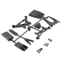 KYOSHO - SUPPORT CARROSSERIE/FILTRE A AIR PSYCHO KRUISER IS153B
