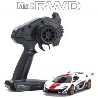 KYOSHO - MINI-Z RWD McLAREN P1 GTR WHITE/RED (W-MM/KT531P) 32324WR