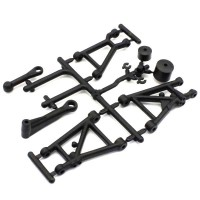 KYOSHO - TRIANGLES DE SUSPENSION TC FAZER 2.0 FA551B