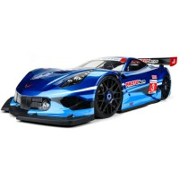 PROTOFORM - CHEVROLET CORVETTE C7.R CLEARBODY FOR 1:8GT SWB PL1551-40