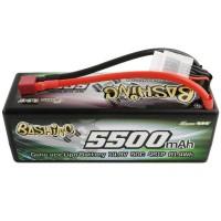 GENS ACE - BATTERY LIPO 4S 14.8V-5500-50C(DEANS) GE3-5500-4D