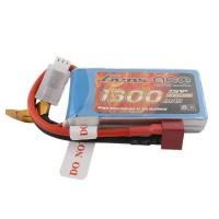 GENS ACE - BATTERY LIPO 2S 7.4V-1300-30C (DEANS) GE1-1300-2D