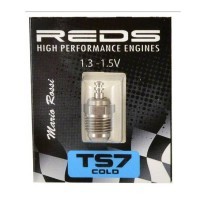 REDS - GLOW PLUG TS7 COLD TURBO SPECIAL ONROAD - JAPAN REDTS7