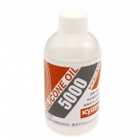 KYOSHO - HUILE SILICONE DIFF 5000 (40cc) SIL5000B