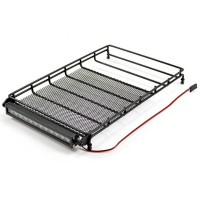 FTX - OUTBACK FURY ALLOY ROOF RACK & LIGHTBAR W/16 LED FTX9230