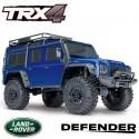 TRAXXAS - TRX-4 LAND ROVER DEFENDER BLUE RTR 82056-4-BLUE