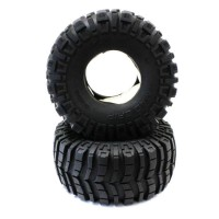 KYOSHO - TRUCK TYRES MAD CRUSHER (2) MAT402
