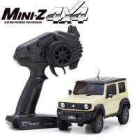 KYOSHO - MINI-Z 4X4 MX-01 SUZUKI JIMNY SIERRA CHIFFON IVORY (KT531P) 32523IV