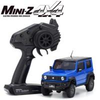 KYOSHO - MINI-Z 4X4 MX-01 SUZUKI JIMNY SIERRA BRISK BLUE (KT531P) 32523MB
