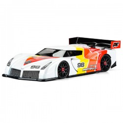 PROTOFORM - HYPER-SS CLEAR BODY SHELL REGULAR WEIGHT FOR 1:8 GT PL1572-40