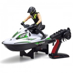 KYOSHO - WAVE CHOPPER 2.0 RC ELECTRIC READYSET (KT231P+) T1 GREEN 40211T1B