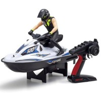 KYOSHO - WAVE CHOPPER 2.0 RC ELECTRIC READYSET (KT231P+) T2 BLEU 40211T2B