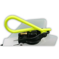 KYOSHO - FUEL TANK HANDLE INFERNO MP9-MP10 (2) FLUO YELLOW IF444-02KY