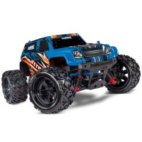LATRAX - TETON 4X4 - BLUE X 1/18 BRUSHED TQ 2.4GHZ 76054-1-BLUEX