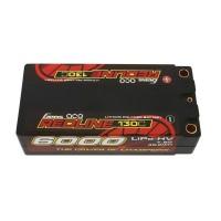 GENS ACE - BATTERY LIPO 2S HV 7.6V-130C-6000 (5MM) SHORTY GE4RL-6000H-2T5S