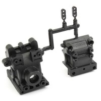 KYOSHO - BULKHEAD SET (FRONT AND REAR) INFERNO MP9-MP10 IF408D