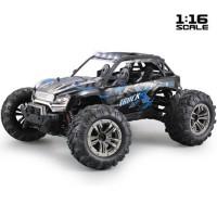 ABSIMA - HIGH SPEED X TRUCK 1/16 BLACK & BLUE 36KM/H 16006